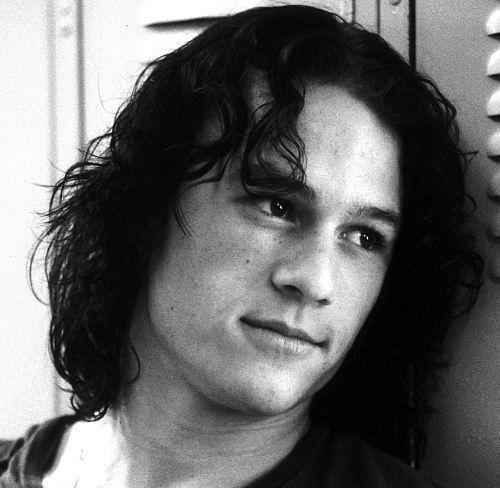 Heath Ledger en 10 cosas que odio de ti, película que co-protagonizó con JGL.
