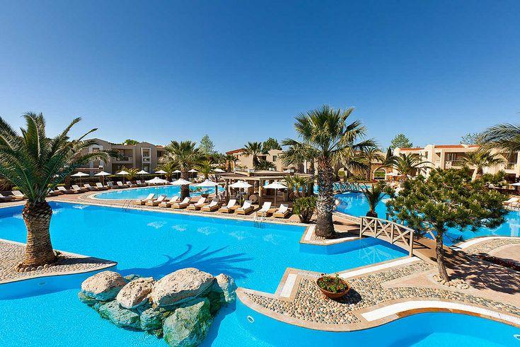 Pool of the Porto Sani Resort, Cape Sani, Halkidiki, Central Macedonia, Greece ✯