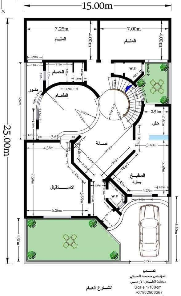 Standard Home Plan Gallery To See More Visit Duplex House Plans Model House Plan My House Plans