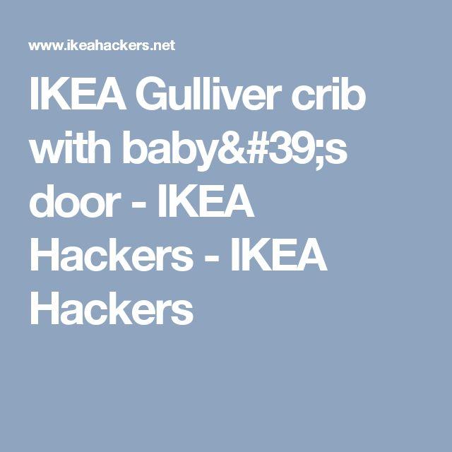 1000 ideas about Ikea Crib on Pinterest