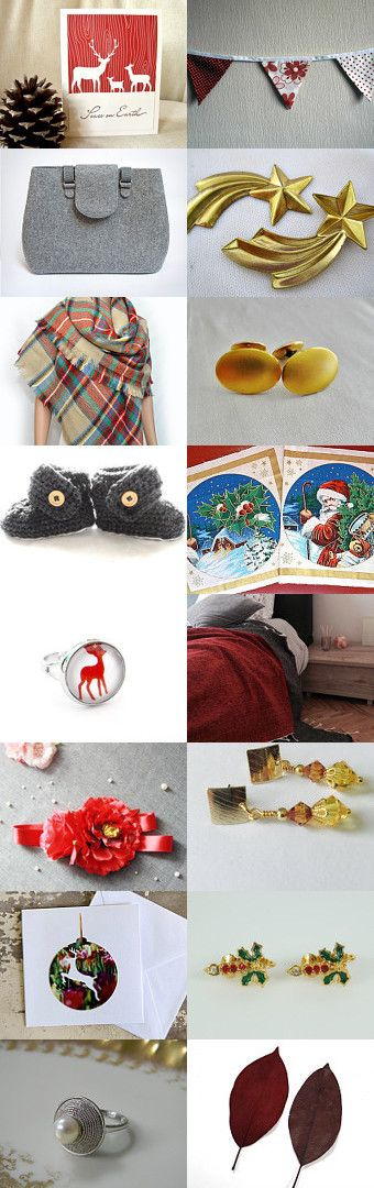Christmas Gifts 7 by gicreazioni on Etsy--Pinned with TreasuryPin.com