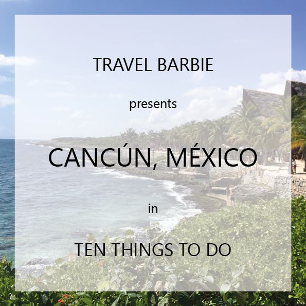 visiting cancún is all about making incredible new experiences. not only because of the amazing natural setting of the mexican caribbean, but also because of the variety of things to do and see. so…