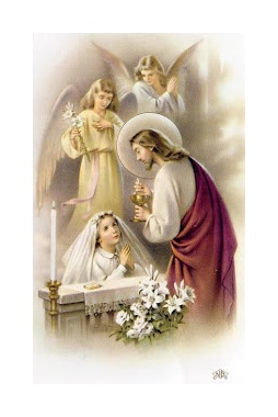 First Holy Communion novena