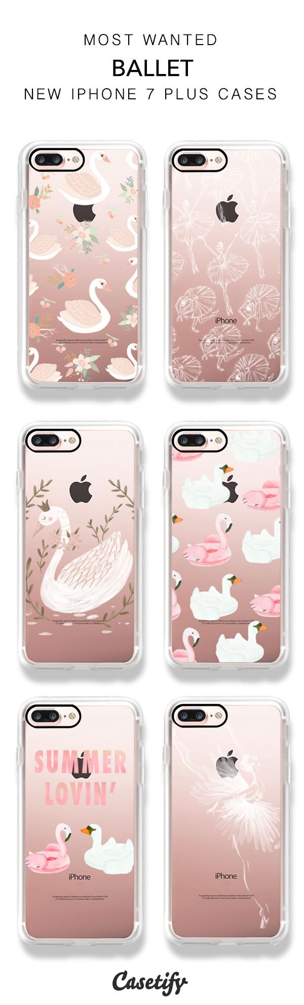 Most Wanted BALLET iPhone 7 Plus cases >> https://www.casetify.com/artworks/oWpERnMc4k
