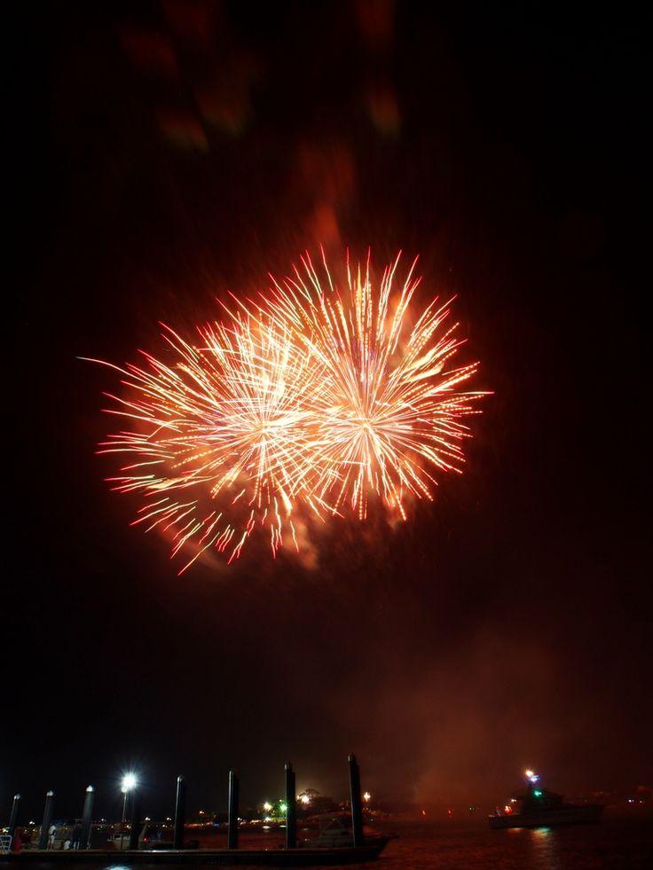 Fireworks (iv). By Erin Sheena Byrne. Taken 15/03/2014
