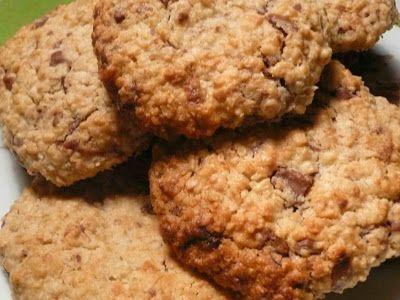 Английская гостиная: Овсяное печенье за 20 минут…