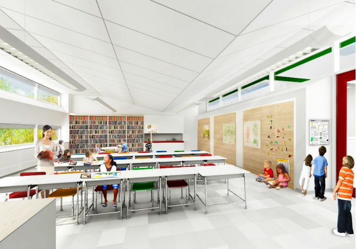 Classroom Design For Elementary School ~ Elementary school classroom design google search