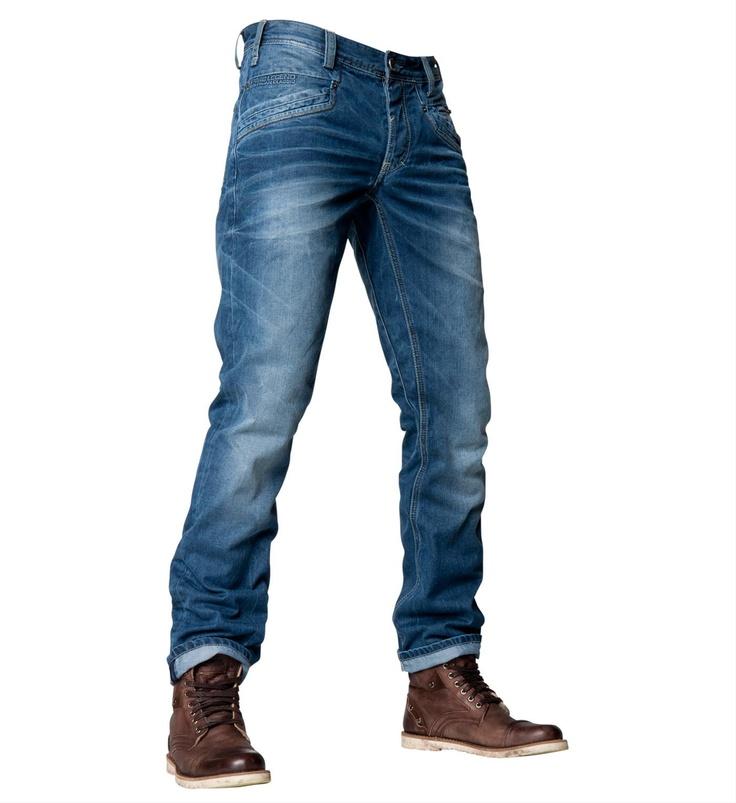 PME Legend Pall Mall Regular Bare Metal jeans - NummerZestien.eu