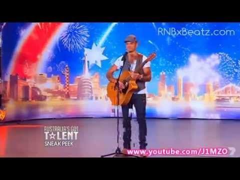 Andrew De Silva - Australia's Got Talent 2012 Audition! - SNEAK PEEK - YouTube