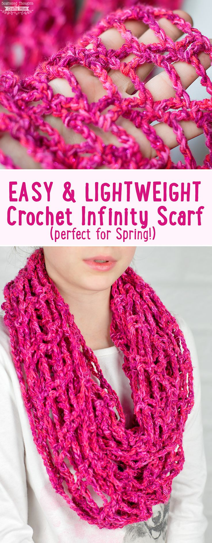 Searching for your next crochet project?  Look no further, this Lightweight Croc…