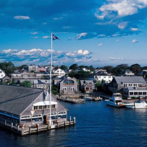 Retreat to Martha's Vineyard A low-key beach escape, from Oak Bluffs to Edgartown, MA.