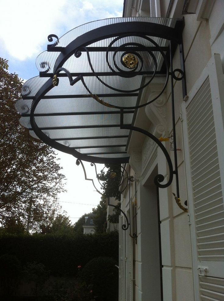 Lu0027Art de Faire Marquises et Portes du0027entrée auvent terrasse