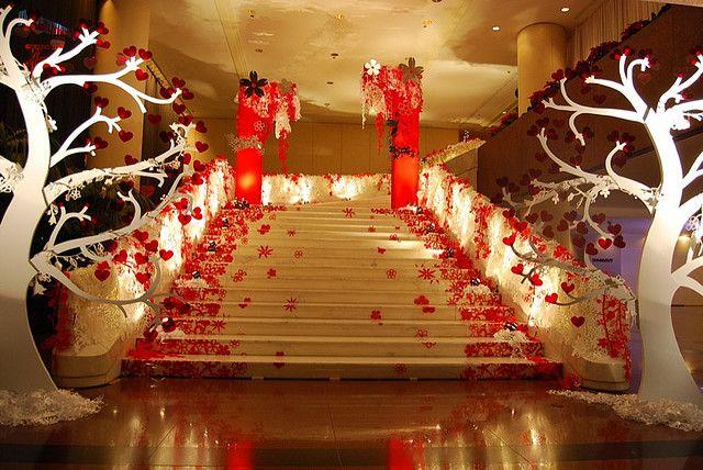 Japanese wedding decoration
