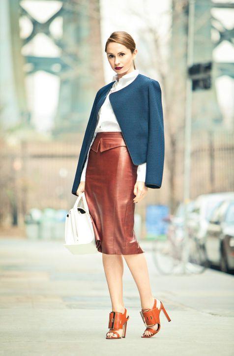 What Brooklyn-based designer Alexandra Ferguson wears to work