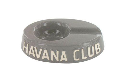 Cendrier Havana Club Gris