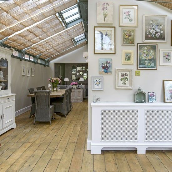 Conservatory dining area | Take a tour of this Hampshire village house | housetohome.co.uk