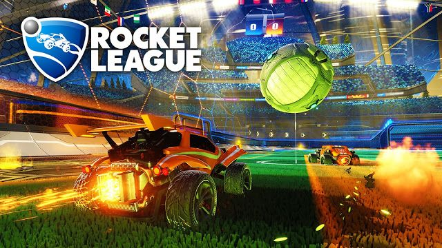 Win Rocket League For PC On Steam   giveaway