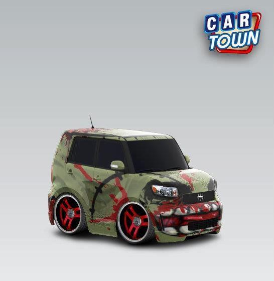 ¡El ganador del concurso de skin de ZOMBIES de la última semana es Facu Rubianes Retamar! ¡Felicitaciones! Vuelve más tarde para saber de tu próxima chance de ganar 100 Puntos Azules GRATIS para Car Town.    30/10/2012