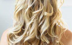 Wedding Hairstyles Braids Curls