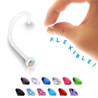 Piercing do nosa BioFlex