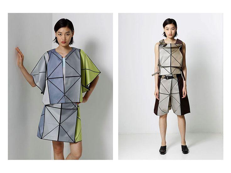 Hint Blog Hint Fashion Magazine Miyake Pinterest