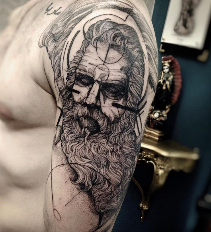 17 Best Ideas About Greek Tattoo On Pinterest
