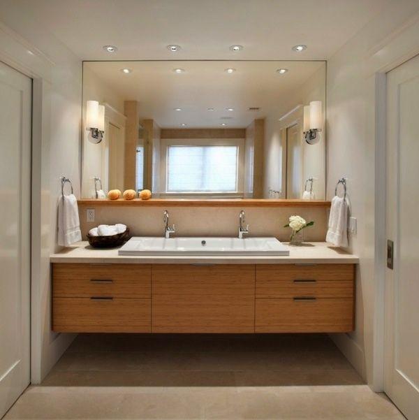 Inspirational Salle de bain spots led blanc