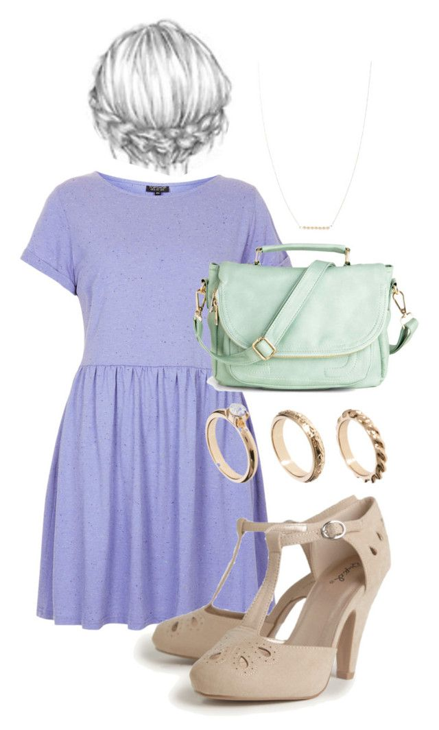 """""""Lydia Martin Set"""" by livalot12 ❤ liked on Polyvore featuring mode, Topshop, Modern Vintage et ASOS"""