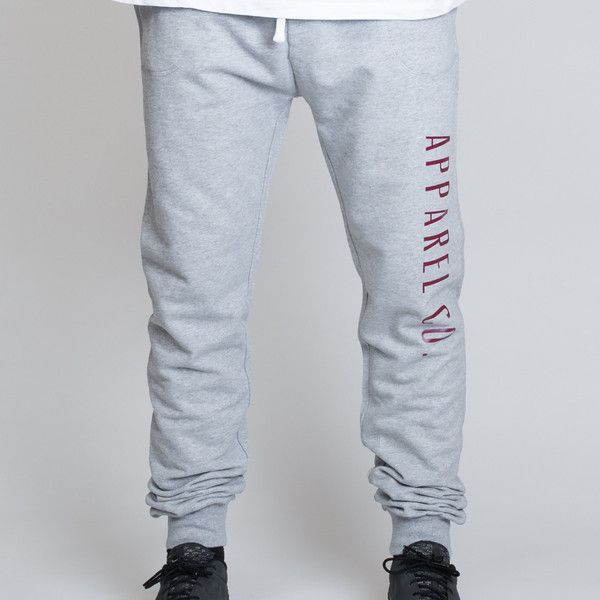 AS Colour Track Pant Leavers Gear - The Print Room NZ - Grey Marle