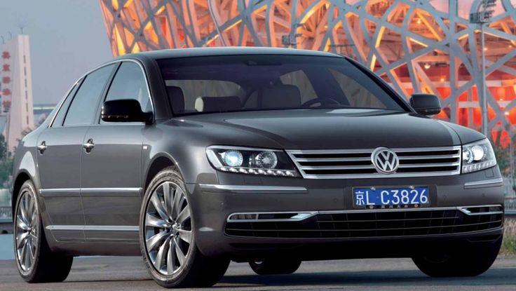 Volkswagen Phaeton W12 /// REBIRTH OF THE BIG-BODY VEE-DUB: DETAILS EMERGE ON 2018 VOLKSWAGEN PHAETON