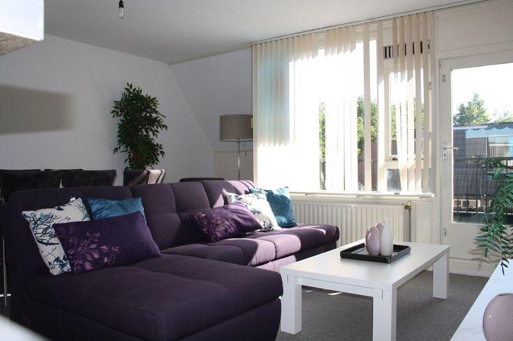 NU EXTRA WOONVOORDEEL VAN € 2.500,- !!! <br/> Indien u dit appartement koopt ontvangt u een cheque van € 2.500,- die u kunt besteden bij een door ons geselecteerde specialist voor stuc- en/of timmerwerk, het aanschaffen van meubels, witgoed, apparatuur of materialen voor de verbouwing. <br/> <br/> Een keurig drie-kamer appartement gelegen op de derde verdieping met vrij uitzicht aan voor- en achterzijde. Het