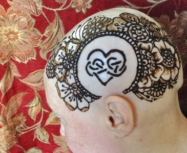 Private Henna Appointments are available for henna crowns in Sydney area