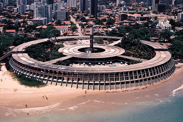 The Hotel Tambaú - João Pessoa, Paraíba, Brazil