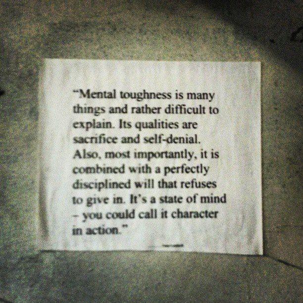 88 best images about Mental Toughness CK on Pinterest   Beast mode ...