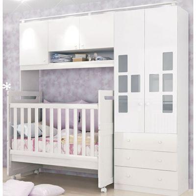 ღ¸.•❤ ƁҽႦҽ ღ .¸¸.•*¨*• quarto pequeno reversivel dividido ao meio transformado em quarto do bebe com porta no guarda roupa para banheiro e escritorio - Pesquisa Google