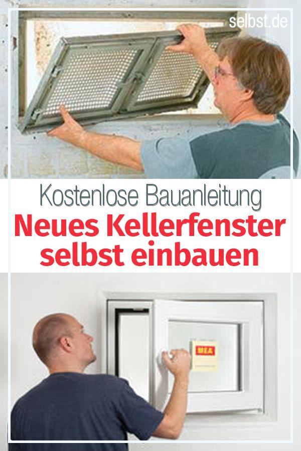 Kellerfenster Heimwerken Cellar Basement Und House