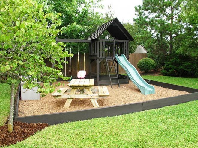Дизайн двора частного дома: создаем уютное пространство | Дизайн участка…