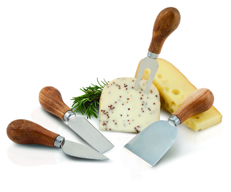 Grove Gourmet Cheese Set by True for all your entertaining needs at www.thewineboxessentials.com