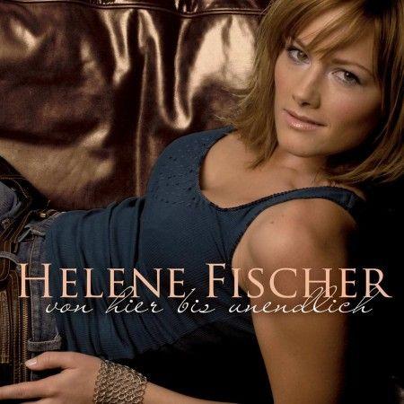 CD Cover Von hier bis unendlich Helene Fischer