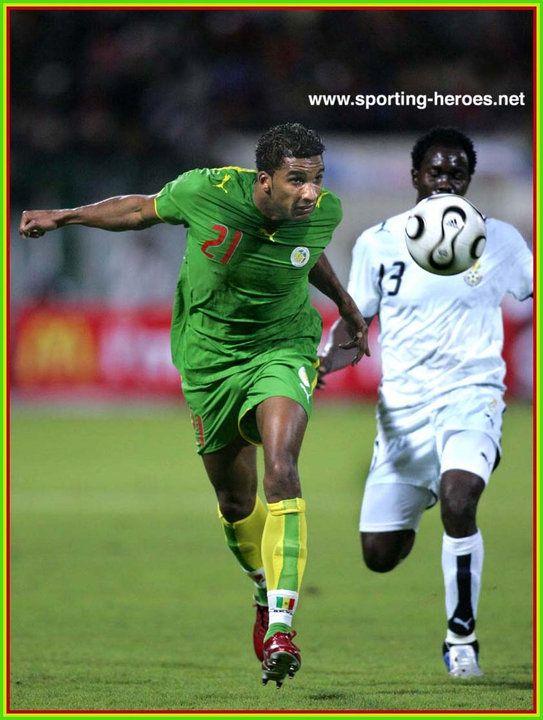 Habib Beye - Senegal - Coupe d'Afrique des Nations 2006