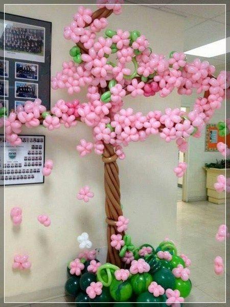 decoracion_flores_de_globos_fiestaideasclub_00013jpg (450×600 - imagenes de decoracion con globos