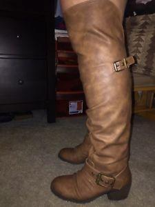 Womens Carlos Santana Boots Size 7 1/2  | eBay