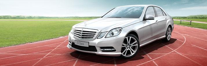 Mercedes-Benz E-Class. Sport Edition.
