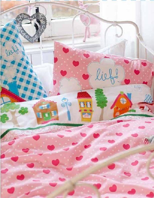 Lief! Dekbedovertrek Pink Hearts   Dekbedovertrekken Kids Style   Pinterest   Pink, Heart and