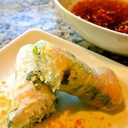 Vietnamese Spring Rolls With Dipping Sauce Allrecipes.com