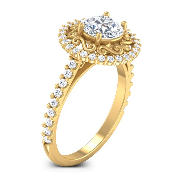 Constante Solitaire Ring solitaire ring
