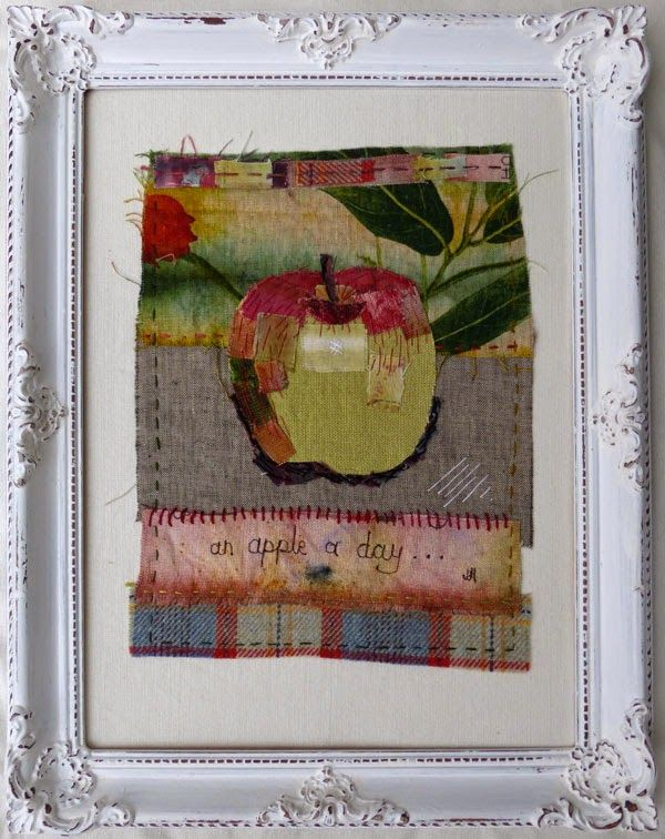 Jo Hill Textiles: New work