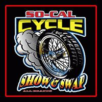 Long Beach, CALIFORNIA - Sunday, January 28, 2018 - The Largest Motorcycle Swap Meet in Southern California    The So Cal Cycle Show and Swap Meet is a ...