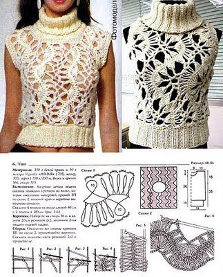 girls fashion: crochet pattern | make handmade, crochet, craft