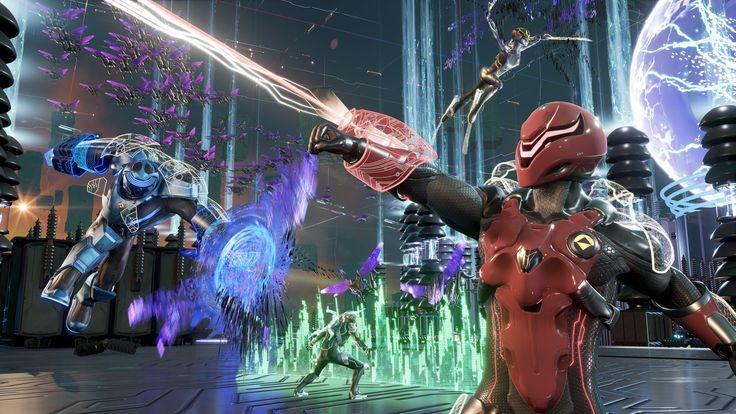 ArtStation - Reboot: The Guardian Code , Chad Winstone